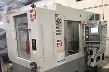 2004 HAAS EC-400 CNC HORIZONTAL MACHINING CENTER