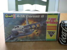 A-7A CORSAIR II, Jet Fighter Plane, Plastic Model Kit, Scale 1/72