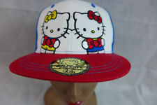 Hello Kitty Hat Ball Cap Strap Back 40th Anniversary Sport Adjustable Adult  NEW