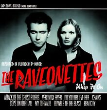 THE RAVEONETTES - WHIP IT ON  CD NEW+