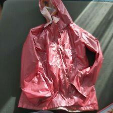 Girl 9-10 Years Old Rain Jacket Coat From Kenzo