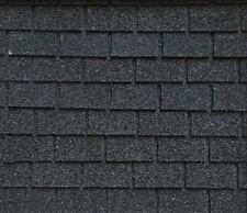 Dollhouse / Birdhouse Miniature Roofing Asphalt Shingles - Craft Supplies