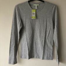 NEW Adidas Neo Men's Size XS Extra Small Grey Long Sleeve T Shirt NWT Top