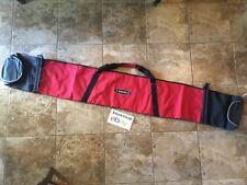 VOLKL SKI BAG ( BLACK / RED ) PREOWNED
