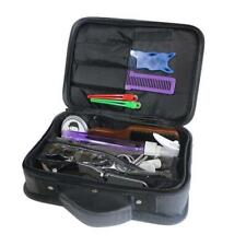 Portable Barber Tool Bag Salon Styling Clipper Comb Scissors Storage Carry Case
