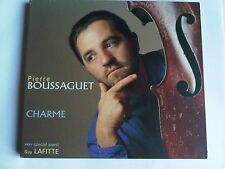 PIERRE BOUSSAGUET CHARME GUY LAFITTE ALVIN QUEEN HERVE SELLIN RARE & OOP JAZZ CD