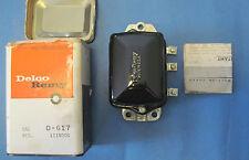 NOS 1955 1956 1957 Chevrolet original Delco Remy Voltage Regulator D661