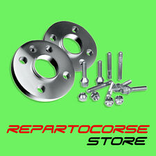 KIT 4 DISTANZIALI RUOTA 5+12mm 5x120 -72,6 - BMW E87 E46 E90 E60 -Bullone CONICO
