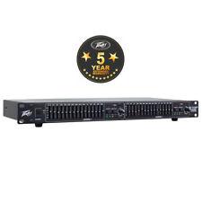 buy peavey rack mountable pro audio signal processors effects ebay