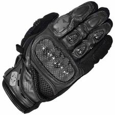 Oxford Knuckles Motorcycle Gloves with Pre-Curved Fingers