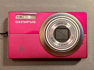 Olympus FE-5010 12MP Digital Camera (+ Accessories) - Pink