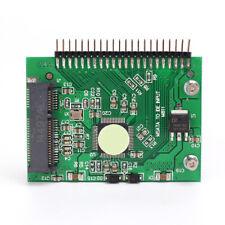"2.5"" 44PIN IDE HDD SSD mSATA to PATA Converter Adapter Cards Cheaper"