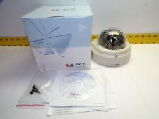 New Acti 4mp Fixed Lens Indoor Day Amp Night Dome Camera 36x Zoom Lens Kcm 3311