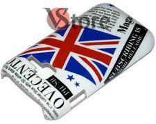 Cover Per Samsung S5380 Wave Y 538 Bandiera Inglese UK Vintage