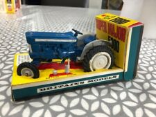 Vintage Britains farm Ford 5000 Super Major tractor cat no 9527 Boxed