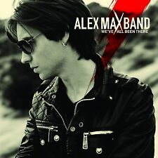 "ALEX MAX BAND ""WE'VE ALL BEEN THERE"" CD NEU"