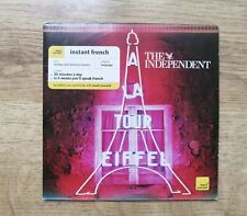 CD: Instant French - TeachYourselfxThe Independent Elisabeth Smith ca.1hr long