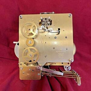 1050-020 Franz Hermle Triple Chime Balance Wheel Clock Movement 1999