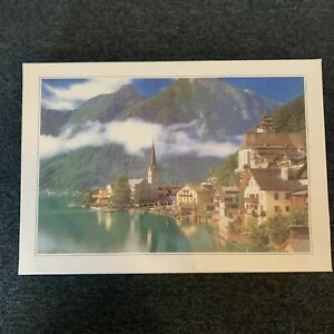 *New Sealed* Europe View 1000 Jigsaw Puzzle Pieces 75x50cm