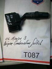 2006 Mazda 3 Windshield Wiper Combination Switch OEM #T087