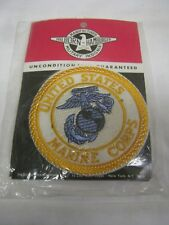 US Marine Corps  Large Embroidered Badge Patch