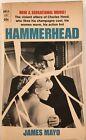 Hammerhead by James Mayo PB Paperback 1968 Vintage Crime Thriller TV Tie-In
