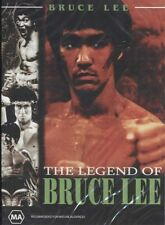 LEGEND OF BRUCE LEE, THE Bruce Lee DVD NEW