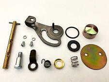 John Deere Late B Tractor Carburetor Choke Shaft Amp Lever Assembly Kit Dltx67 73