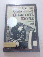 The True Confessions of Charlotte Doyle - Avi (1990, Hardcover, DJ)