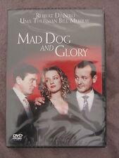 Mad dog and glory de John Mcnaughton avec Robert De Niro, DVD, Comédie, NEUF!!