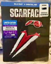 Scarface Blu-ray Limited Edition Steelbook  Rare Brand NEW Mint Al Pacino