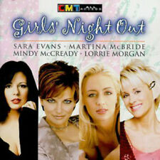 Girls' Night Out by Various Artists CD