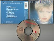 Anthony Ventura CD THE CLASSICS  (c) 1984 SANYO JAPAN