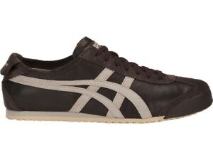 Asics Onitsuka Tiger Mexico 66 Vin Coffee Brown Men Lifestyle Japan Shoe Sneaker