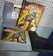NES - Probotector II / 2 Return of the Evil Forces mit OVP gebraucht