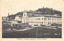 5129) PAVULLO (MODENA) CONVENTO CAPPUCCINI, SCUOLE TECNICHE VIAGGIATA IL 17/9/25