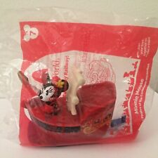 New listing McDonald's Happy Meal Toy Walt Disney World #7 Minnie Mouse New