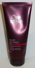 Wella Professionnels Coleur Recharge ROUGE Après-shampooing 200ml