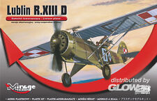 Mirage Lublin R.XIII D Liaison Aero plane Polen Fugzeug model kit 1:48 set