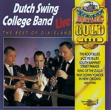 THE DUTCH SWING COLLEGE BAND - LIVE IN 1960 / CD - TOP-ZUSTAND