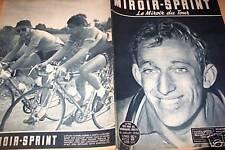 MIROIR SPRINT MIROIR DU EOUR 1954 : WOUT WAGTMANS
