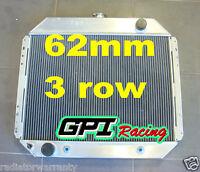 GPI 3 CORE aluminum alloy radiator FORD F100 F250 F350 V8 RADIATOR 67-81 Bronco