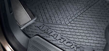 Brand New Genuine Volkswagen Amarok Pair of Front Rubber Mats