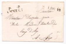 Prefilatelica prephilatelic 1838 da Anneci per Aig