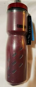 Camelbak Podium Chill Insulated 24oz Water Bottle - Burgundy - New