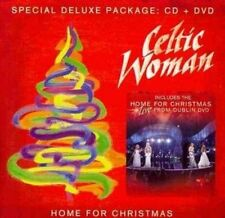 Home for Christmas: Live in Concert [CD/DVD] by Celtic Woman (CD, Oct-2013, 2 Discs, Blue Note (Label))