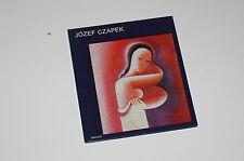Józef Josef Joseph Czapek Capek W kręgu sztuki modern art painting 1988
