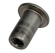 10x inserts à sertir en alu M4 L10.75mm Ф6.1mm écrou rivet
