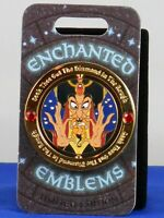 Disney ENCHANTED EMBLEMS Aladdin JAFAR Spinner LE 3000 Trading Pin