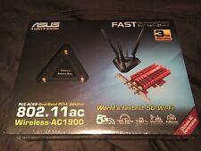 ASUS PCE-AC68 la próxima generación de doble banda inalámbrico Adaptador PCIe AC1900, Alta Potencia